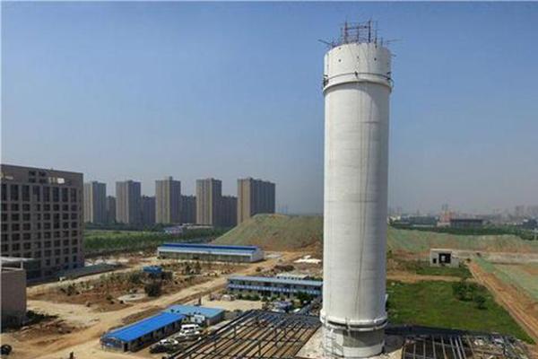 西安建全球最大净化器,显著改善西安城市空气质量