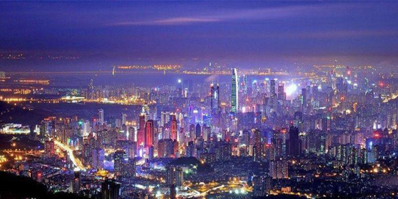 深圳GDP或超香港,经济总量或将突破2.2万亿人民币