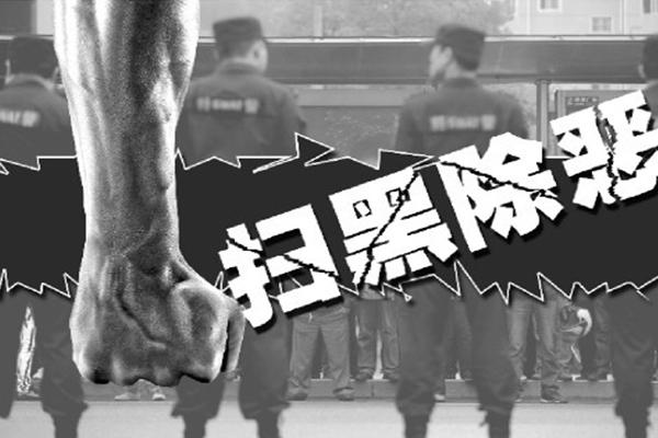 河南打掉35人涉黑团伙,23人已获刑