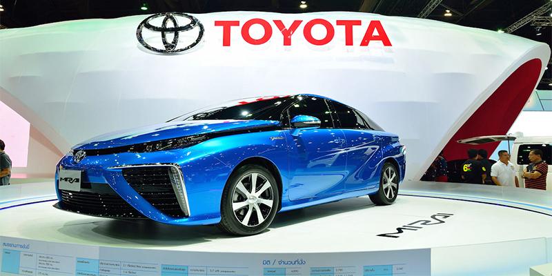 氢燃料汽车获政策利好