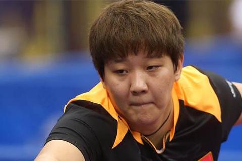 国乒小将遭雪藏,疑似因输给国外选手