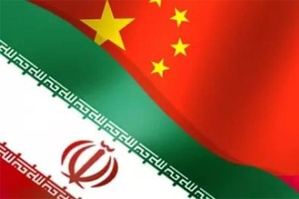 中国火车开往伊朗,为运输节省大量时间