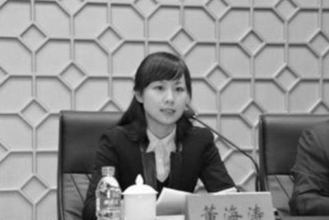 80后美女副市长董海涛个人资料简介