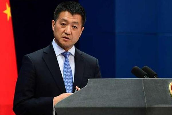 美对中国征收关税,陆慷:美方立场十分清楚