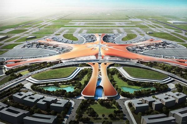 """北京新机场明年竣工,""""凤栖南城""""将成为现实"""