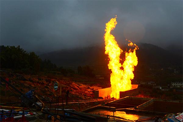 页岩气储量破万亿,能源的从无到有增长迅速