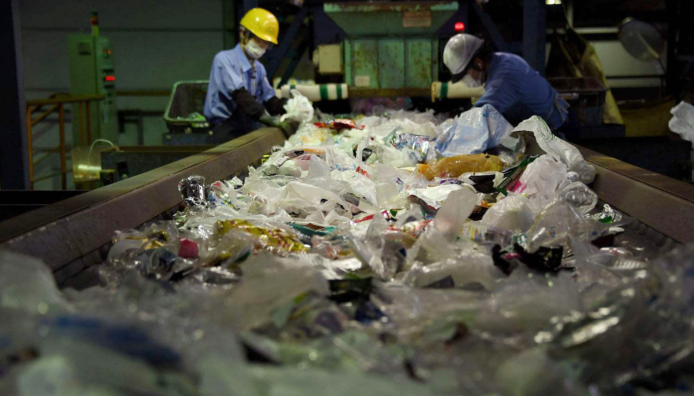 中国拒收洋垃圾