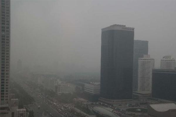 北京一度连发四预警,今早已解除黄色预警信号
