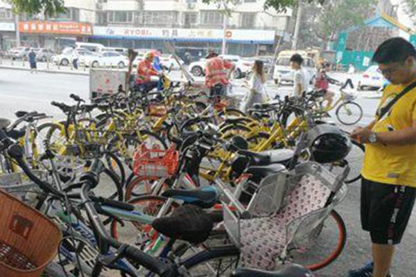 共享单车行业困局