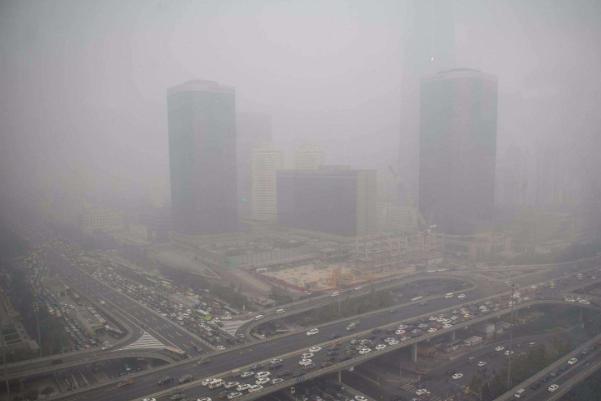 京津冀大气重污染,专家预测将会持续几天