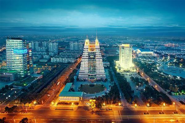 社科院发布百强县,江苏昆山表现强势