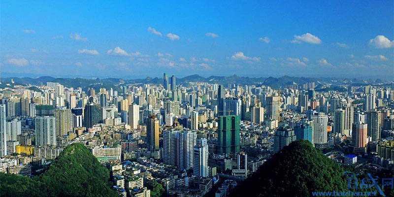 城市发展潜力排名