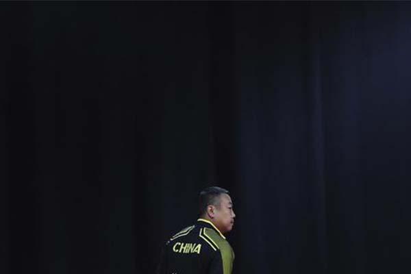 刘国梁谈辞职,不委屈是不现实的