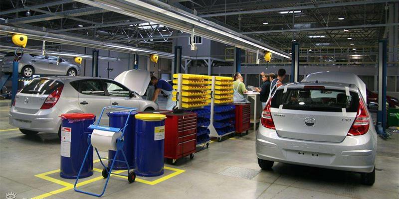 现代汽车关闭一号厂,这家公司正在加快转型的步伐