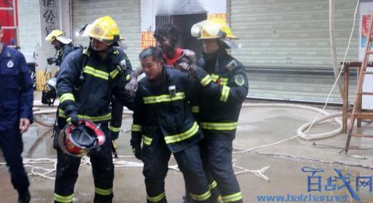 桂林民房火灾