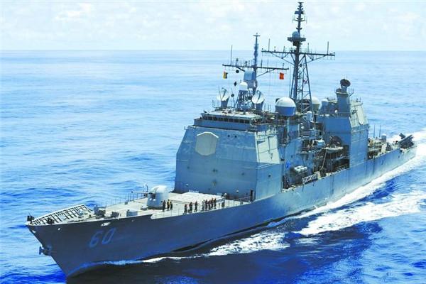 美海军准备以航母编队防空核心 告