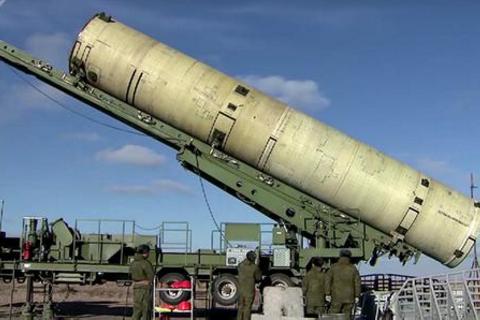 俄试射反导导弹,将开始正式装备使用