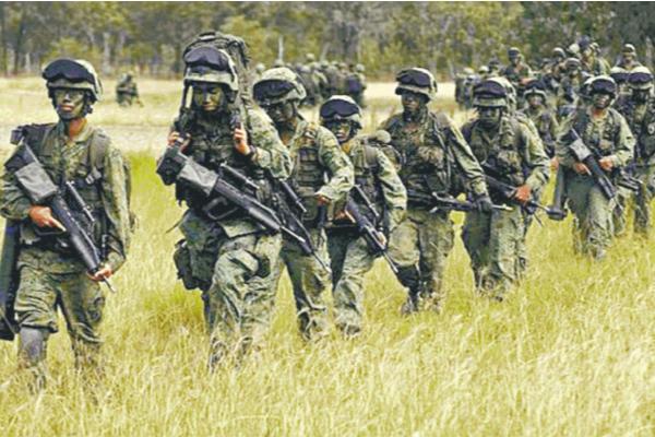"""新加坡台湾对抗演习,""""台新""""军事合作也屡传生变"""