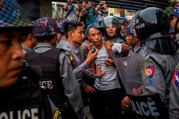 流弹落入中国境内,中国驻缅甸大使馆回应态度严厉