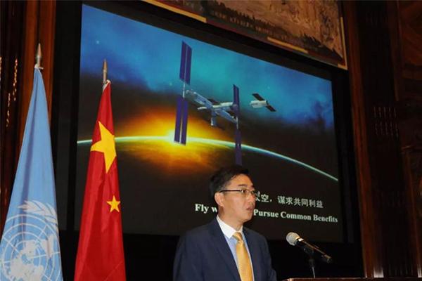 中国宣布一件大事,空间站,是中国的,也是世界的