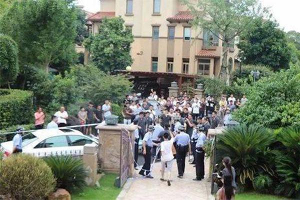770平豪宅被强制腾房,此次腾房遭到家属强烈抵制