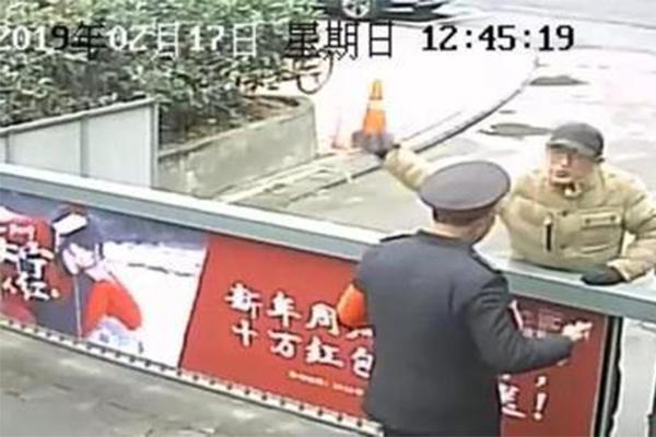 保安被业主打倒身亡,出于责任心却惨遭意外