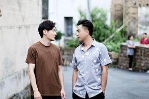 张瑞涵与郭京飞再次聚首《青恋》