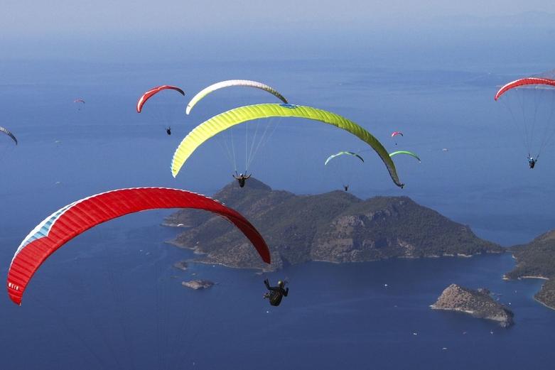 空中运动会奥林德尼斯国际航空运动会