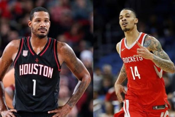 NBA联盟公布火箭快船冲突处罚结果,两人禁赛两场