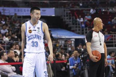 王骁辉因伤缺阵,北京队形势不容乐观