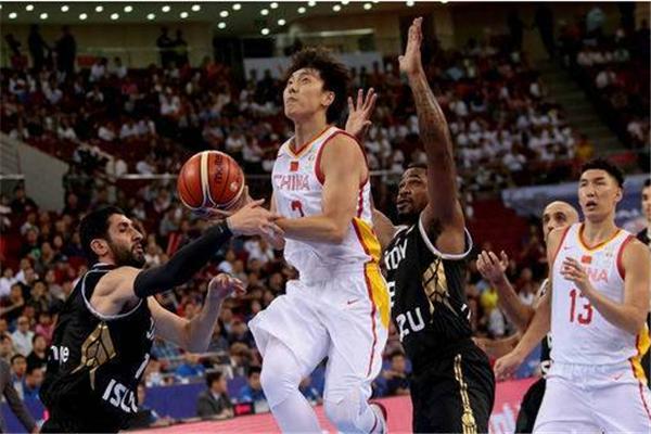 中国男篮vs约旦,逆转为胜战胜对手