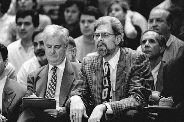 NBA传奇教父去世