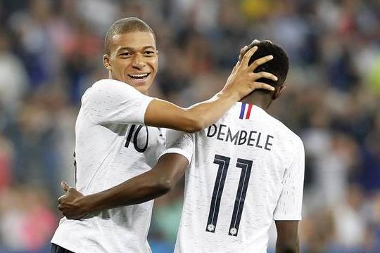 世界杯球队身价榜,法国队10亿欧元名列榜首