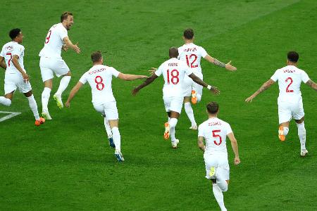 英格兰快乐足球