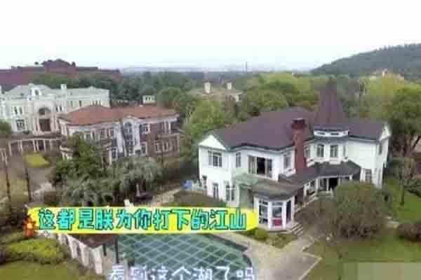 沈梦辰上海豪宅曝光,如今的芒果一姐真不是盖的
