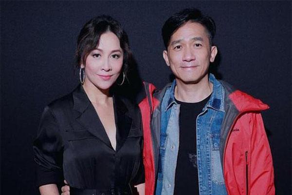 """刘嘉玲否认选剧本,爆料称伟仔是个""""大老爷"""""""