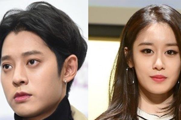 朴智妍否认恋情,有媒体其与郑俊英秘密交往一年多