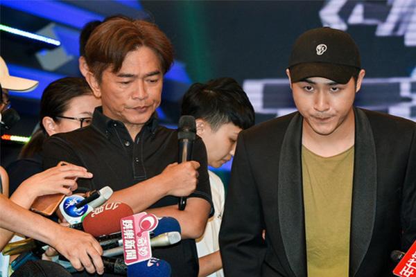 吴宗宪儿子断星途,社交网站发不当言论遭警察约谈