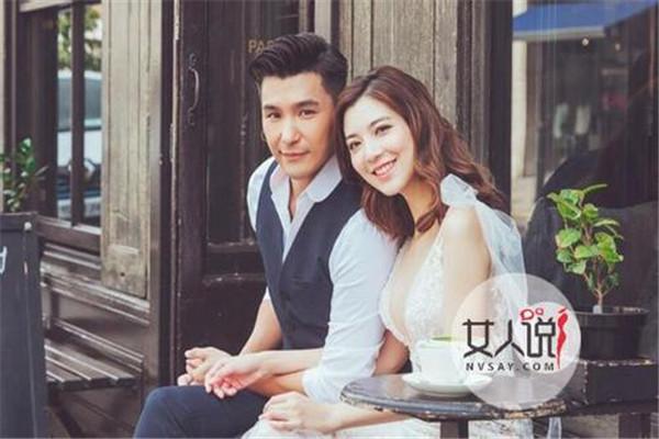 陈展鹏宣布婚讯,与单文柔二人终于修成正果