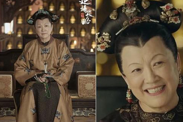 延禧太后曾人工流产,戏里戏外母亲身份难两全