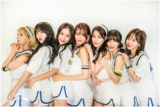 FNC新女团成员真容曝光