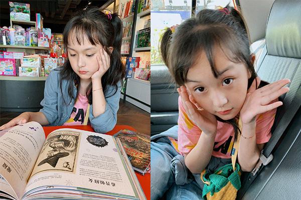 颜值最不稳定的童星,摄影师是最需要背锅的,人家刘楚恬可爱着呢!