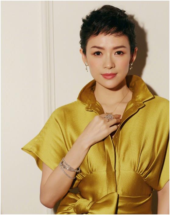 章子怡获冠军导师