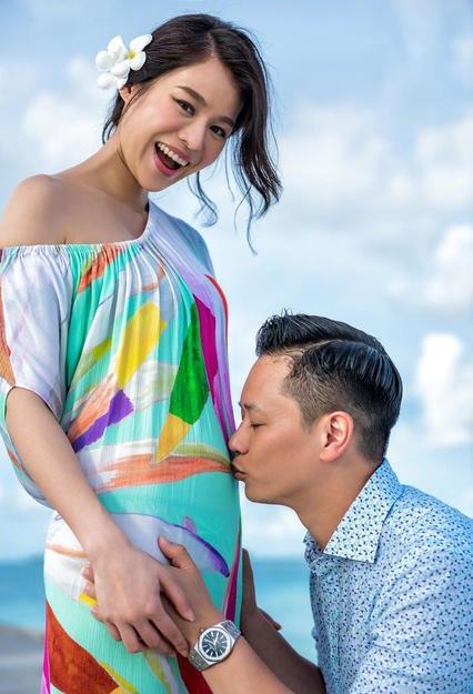 胡杏儿结婚三周年