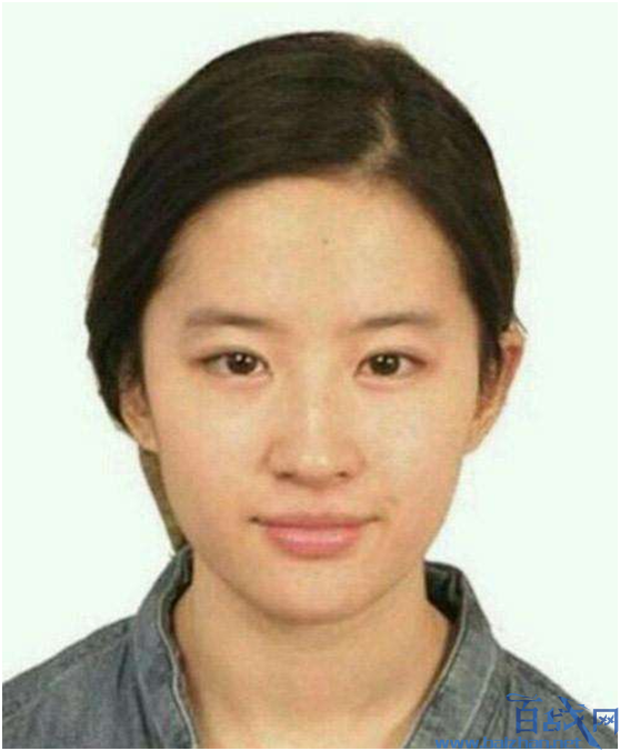 裴秀智喜提亚洲最美证件照
