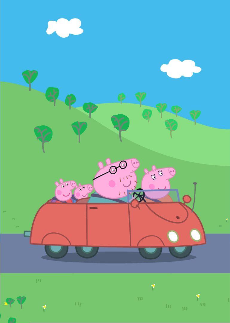 标签小猪佩奇动画家长孩子成长 分享
