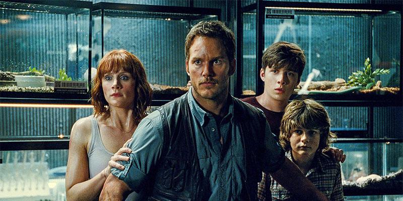 侏罗纪世界2破13亿,北美上映当晚斩