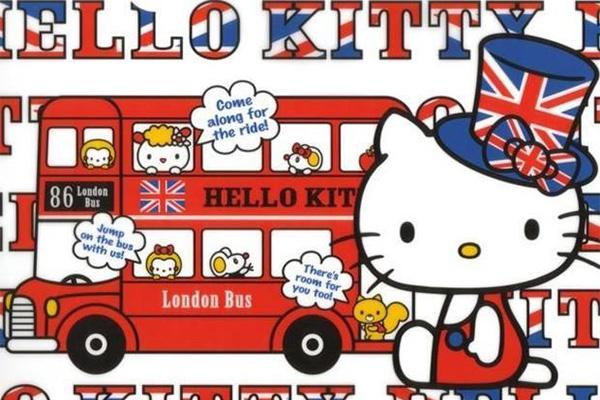 HelloKitty将进军好莱坞,这位英国小可爱很忙