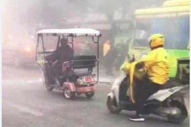 乐山公交爆炸系人为,警方已全力开展抓捕行动