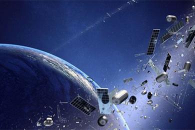 鱼叉处理太空垃圾,最终目标是捕获地球观测平台Envisat